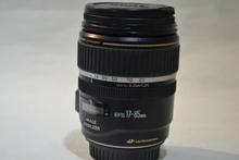 [중고] 캐논 EFS 17-85mm F4-5.6 IS USM